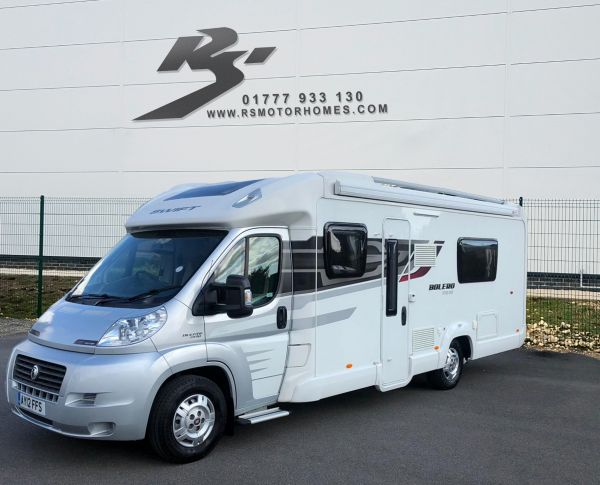 Used SWIFT BOLERO 712 in Retford, South Yorkshire for sale