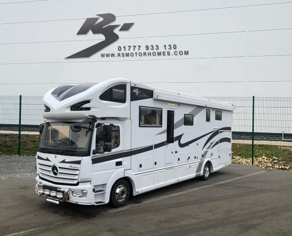 Used RS EVOLUTION  in Retford, South Yorkshire for sale