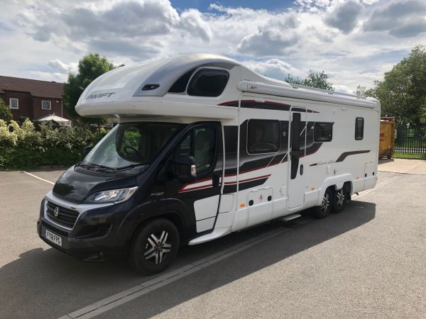 Used SWIFT KON-TIKI 669  in Retford, South Yorkshire for sale