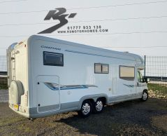 AUTO-TRAIL CHIEFTAIN SE  - 610 - 2