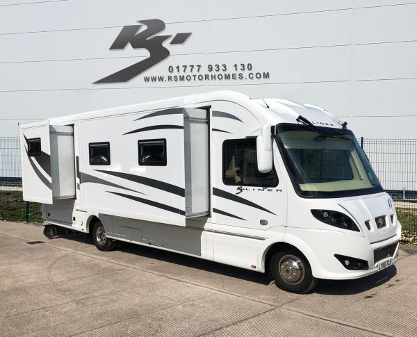 Used RS ELYSIAN  in Retford, South Yorkshire for sale