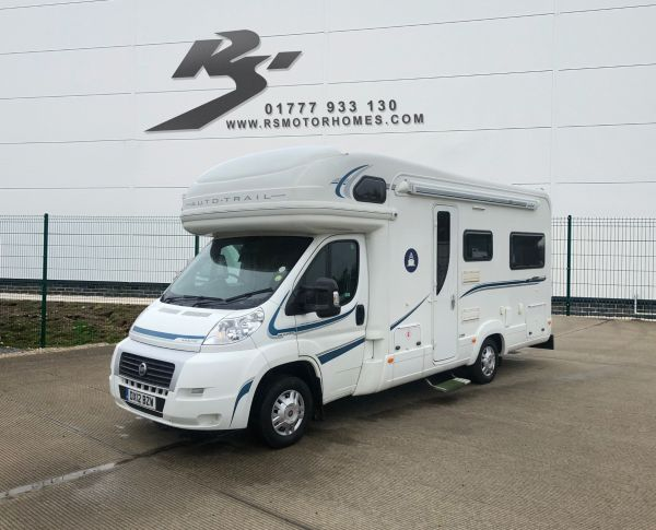 Used AUTOTRAIL APACHE 634 in Retford, South Yorkshire for sale